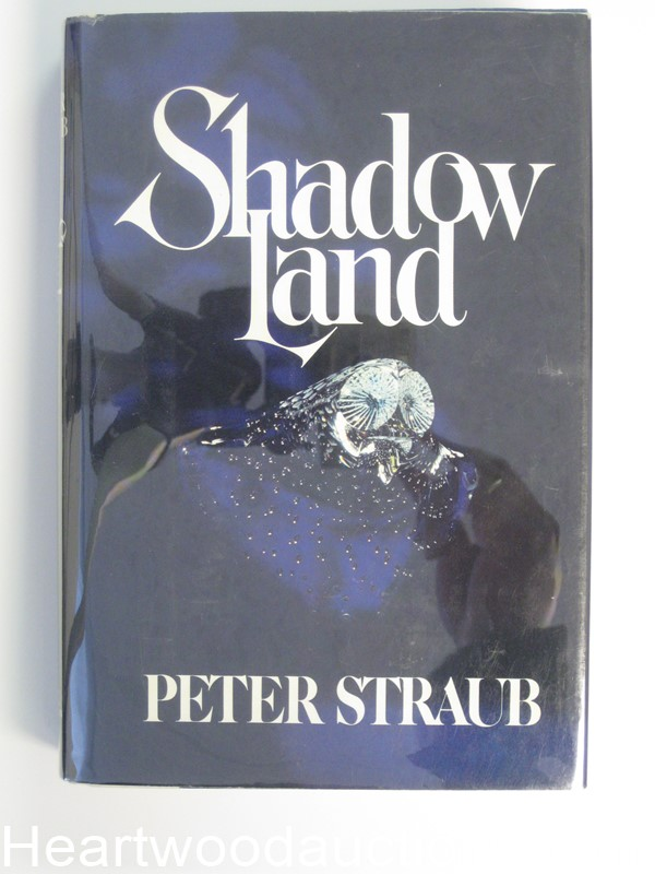 Shadow Land by Peter Straub