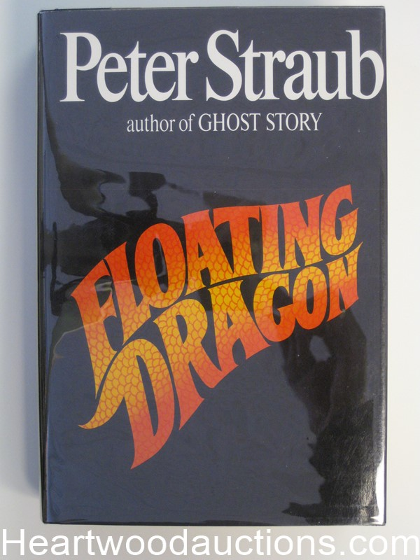 Floating Dragon by Peter  Straub- High Grade