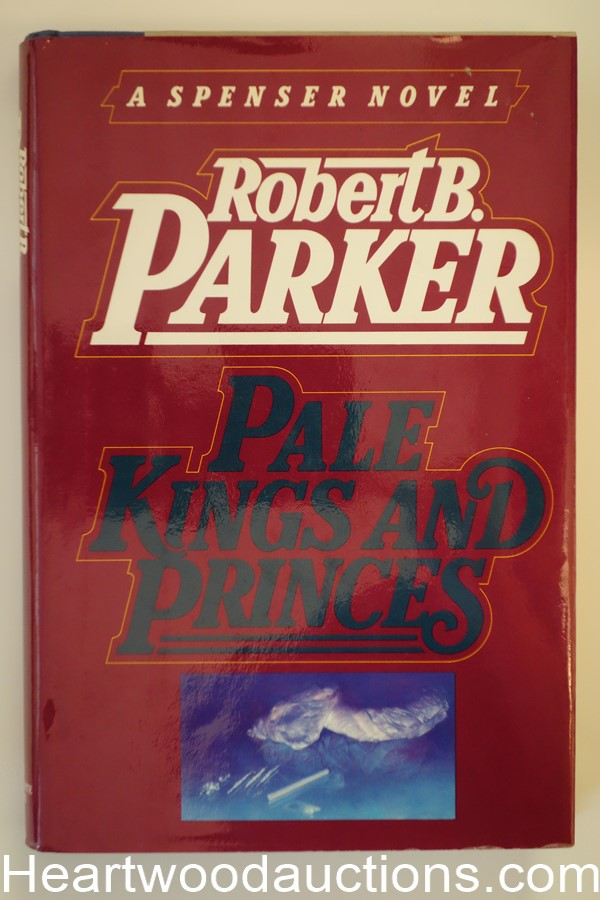 Pale Kings And Princes by Robert B. Parker As New
