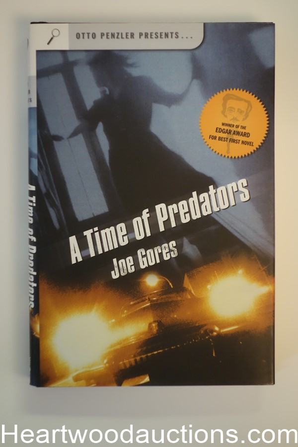 A Time Of Predators by Joe  Gores As New