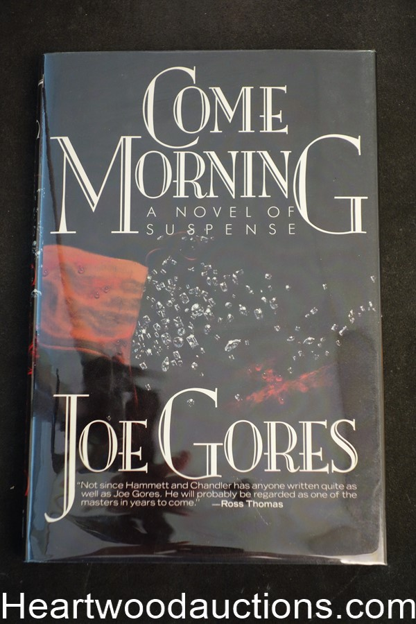 Come Morning  by Joe Gores As New