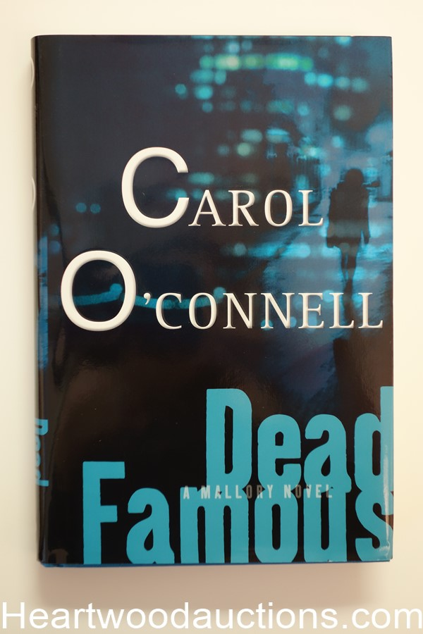 Dead Famous by Carol O'Connell