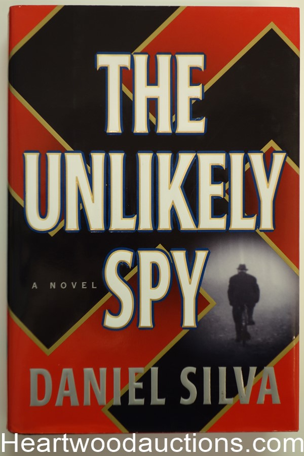The Unlikely Spy by Daniel Silva- High Grade