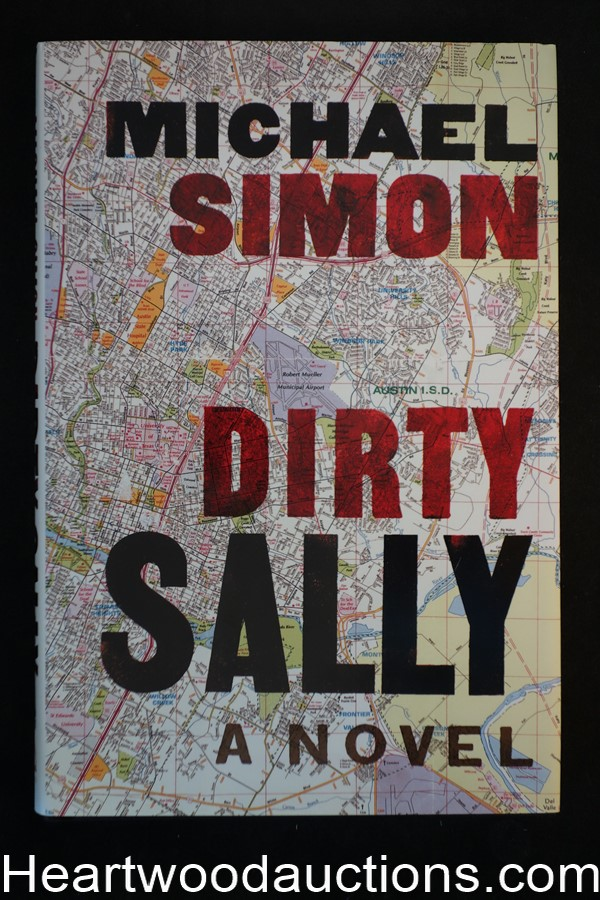 Dirty Sally by Michael Simon Unread Copy