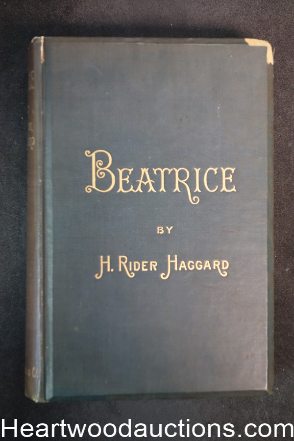 Beatrice by H. Rider Haggard