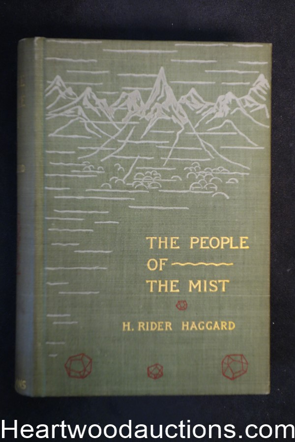 The People of the Mist by H. Rider Haggard First