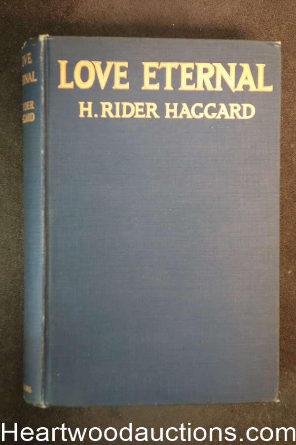 Love Eternal by H. Rider Haggard