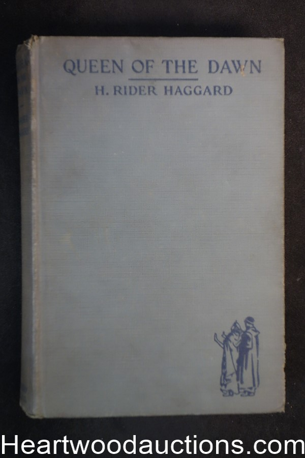 Queen of the Dawn A Lovetale of Old Egypt by H. Rider Haggard