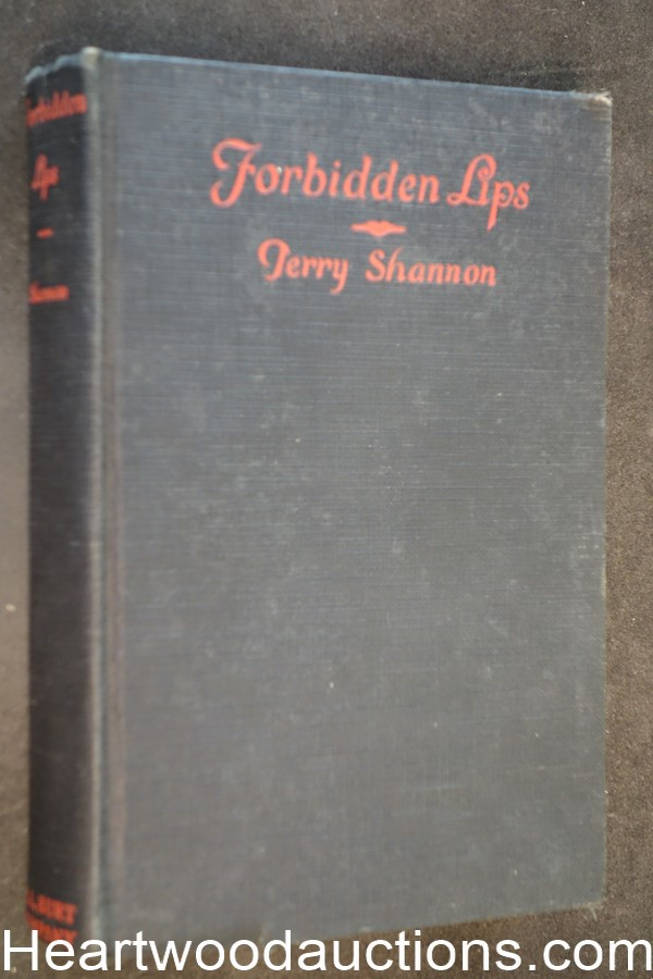 Forbidden Lips by Robert Terry Shannon