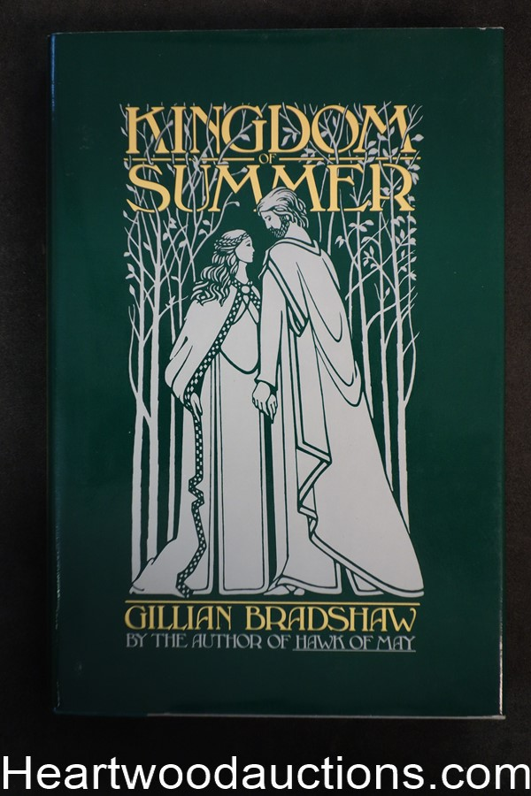 Kingdom of Summer by Gillian Bradshaw (1981) First edition- High Grade