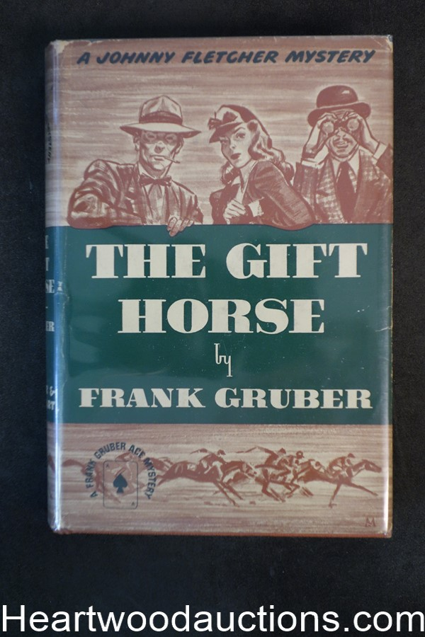 The Gift Horse by Frank Gruber 1942