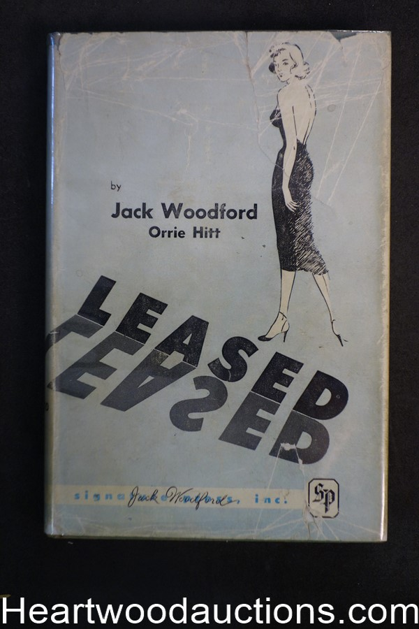 Leased by Jack Woodford 1954