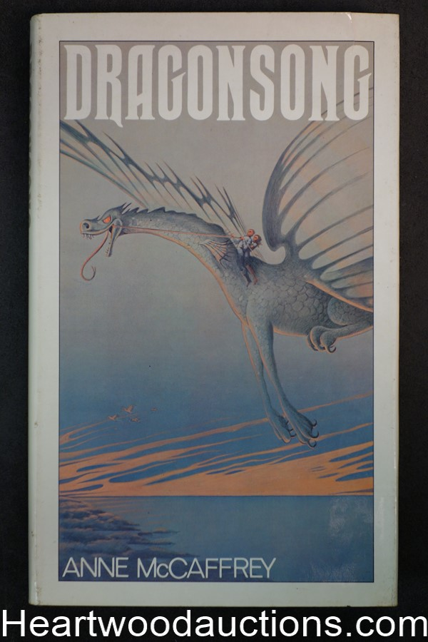 Dragonsong by Anne McCaffrey (Signed)(First)