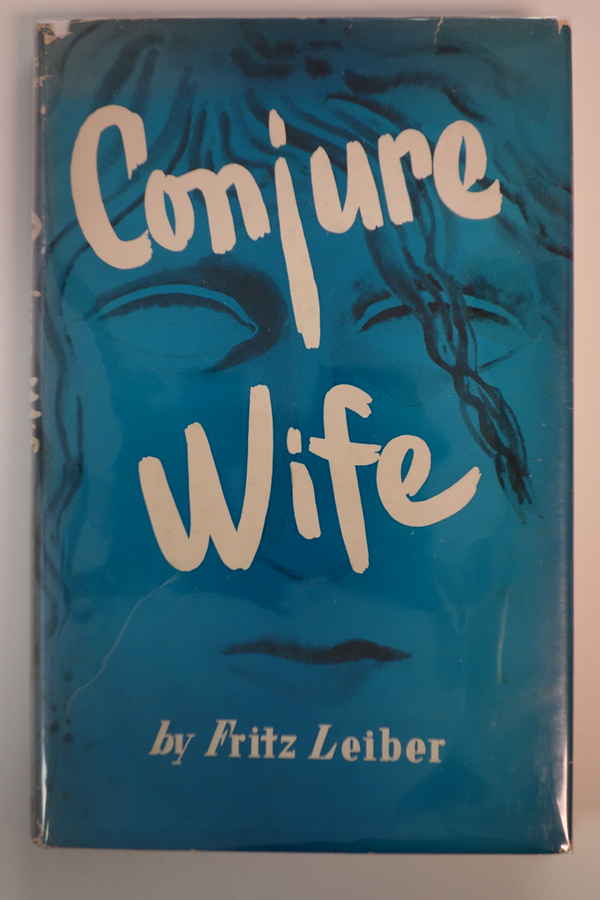 Conjure Wife by Fritz Leiber (Signed and Inscribed) First Edition 1953