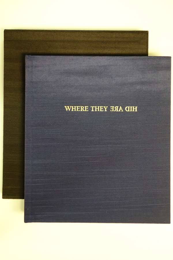 Where They Are Hid by Tim Powers Signed Limited - High Grade