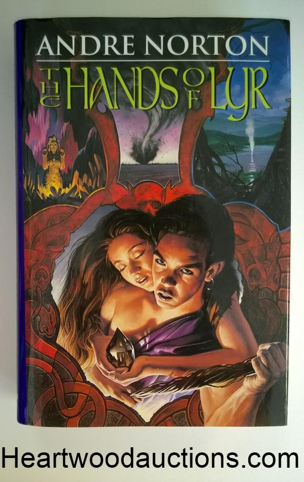 The Hands of Lyr by Andre Norton 1st US ED