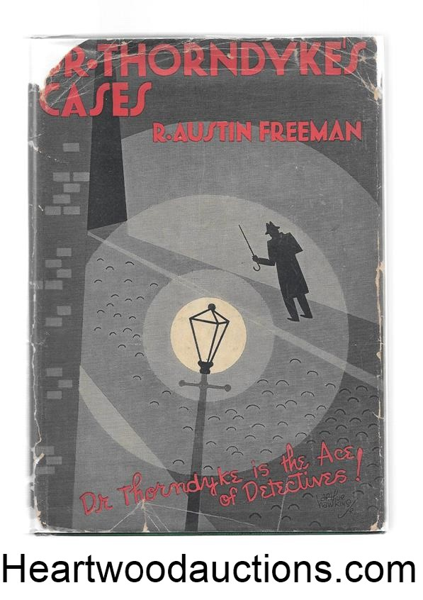 Dr. Thorndyke's Cases by R. Austin Freeman FIRST