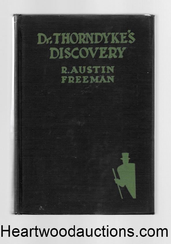 Dr Thorndyke?s Discovery by R. Austin Freeman 1st US ed
