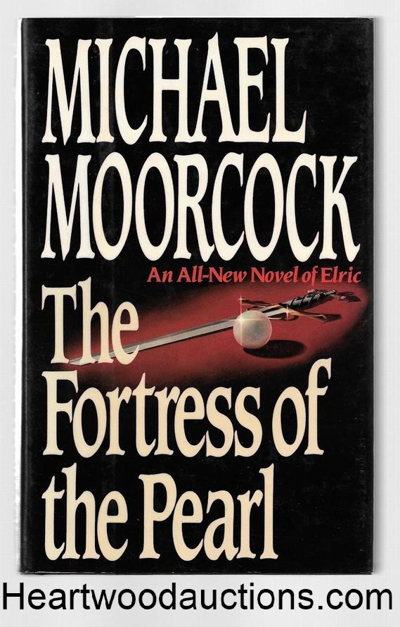 The Fortress of the Pearl by Michael Moorcock FIRST