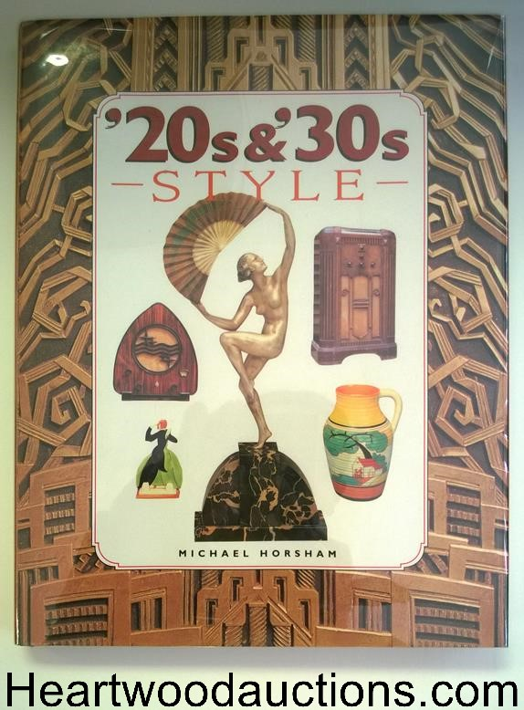 20s & '30s Style by Michael Horsham Illustrated- High Grade