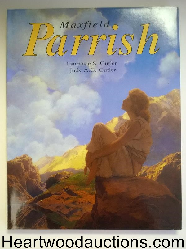Maxfield Parrish by Laurence S. Cutler NMOAL Treasures of Art