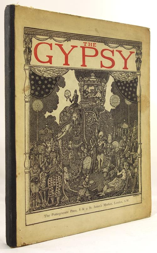 The Gypsy by Walter de la Mare, et al (Illustrated)