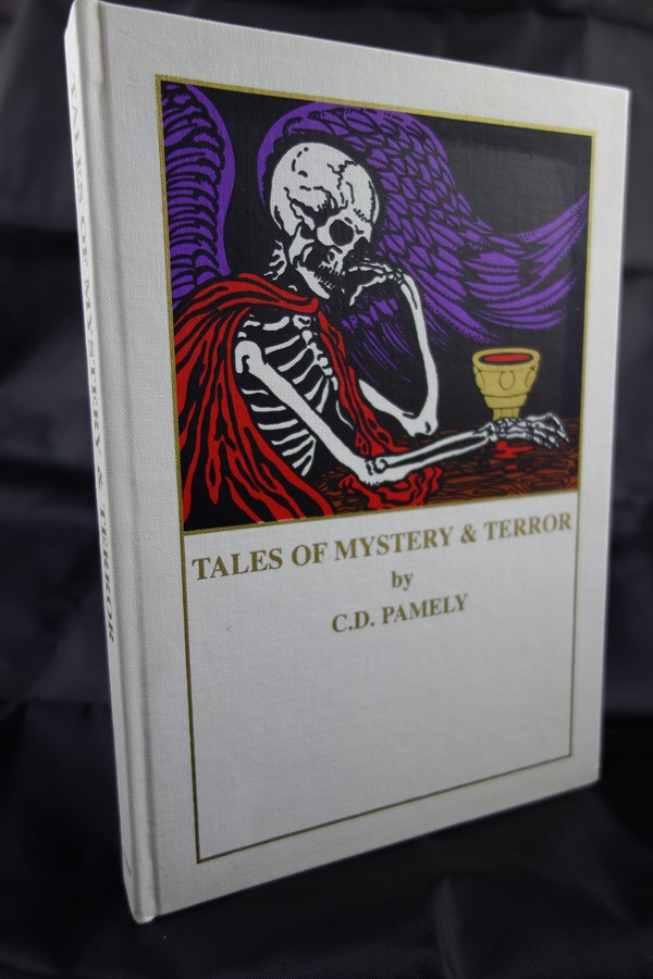 Tales of Mystery and Terror by C. D. Pamely Limited Signed David Fletcher Art