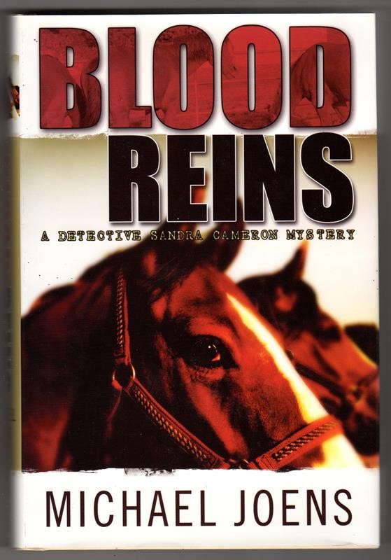 Blood Reins by Michael Joens 1st, signed