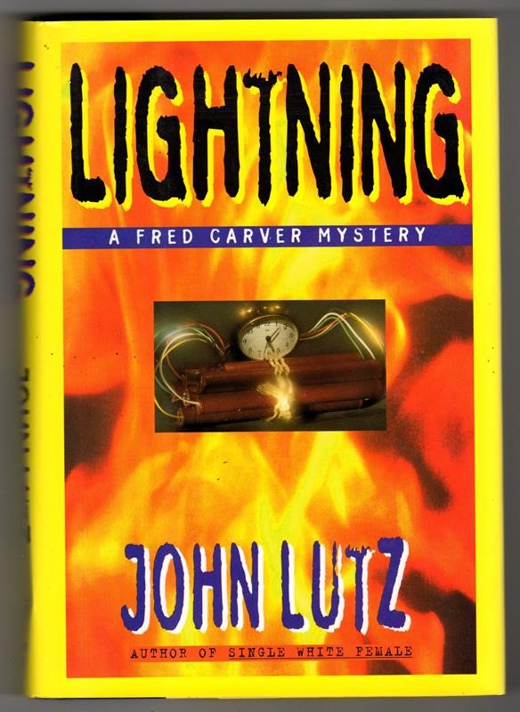 Lightening by John Lutz 1st