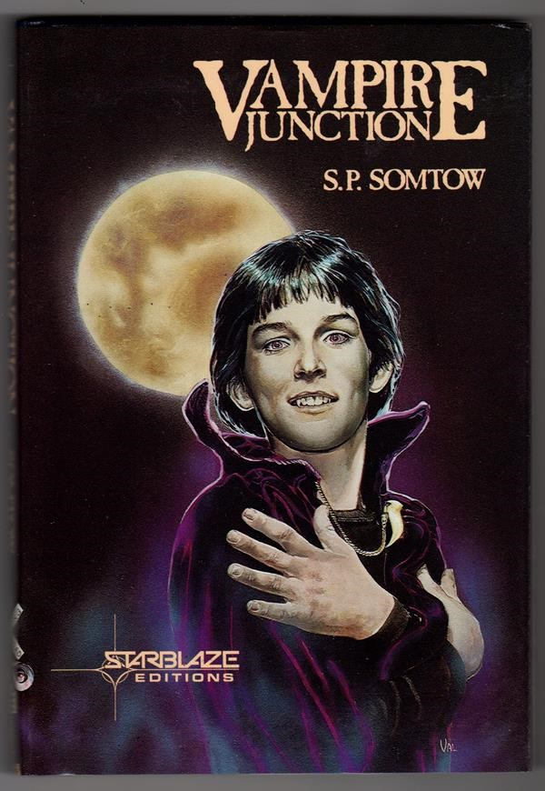 Vampire Junction by S. P. Somtow Signed Limited Slipcase