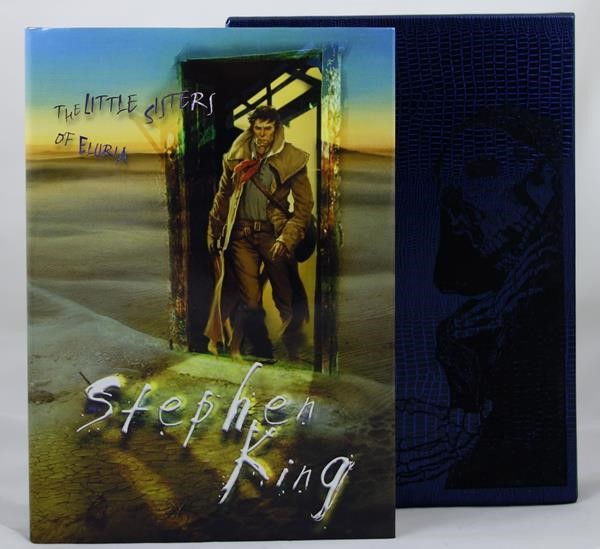 The Little Sisters of Eluria by Stephen King Signed Limited- High Grade