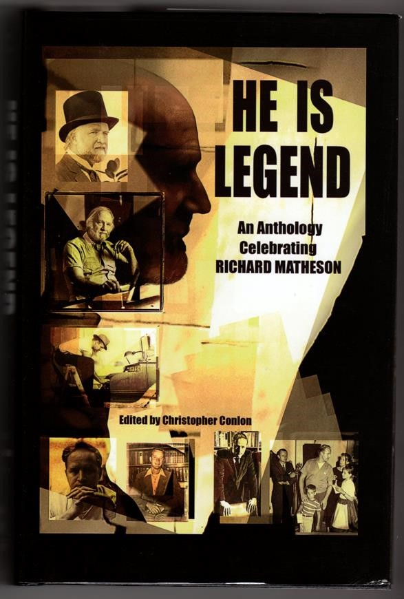 He is Legend by Richard Matheson Signed Slipcased