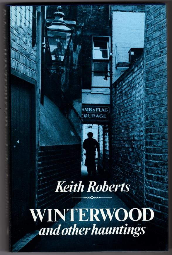 Winterwood by Keith Roberts Signed Slipcased