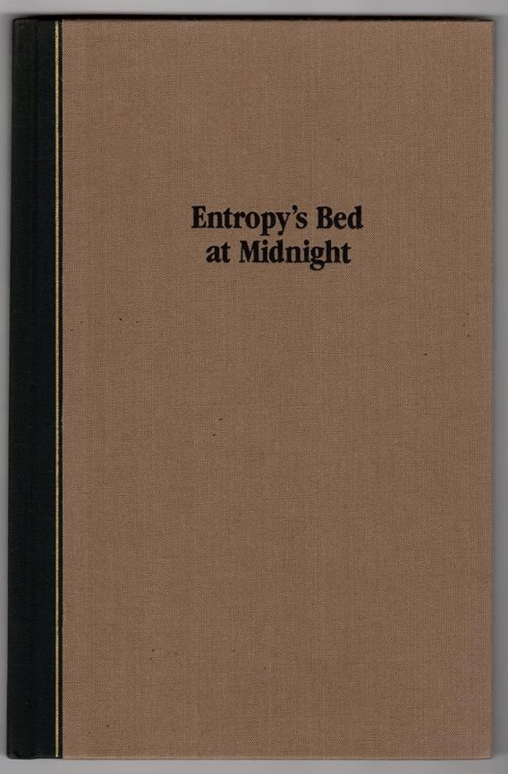 Entropy's Bed at Midnight by Dan Simmons Signed Locus Award Winner- High Grade