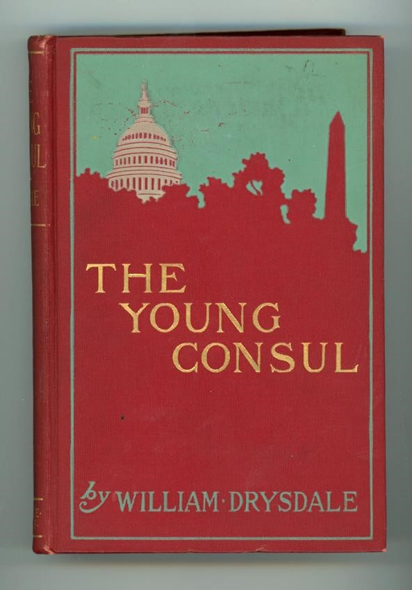 The Young Consul by William Drysdale Charles Copeland art