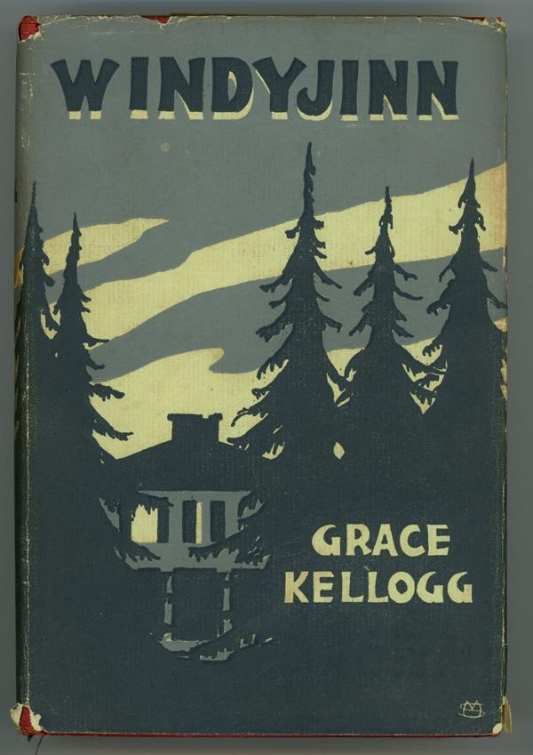 Windyjinn by Grace Kellogg HC w/DJ First Edition