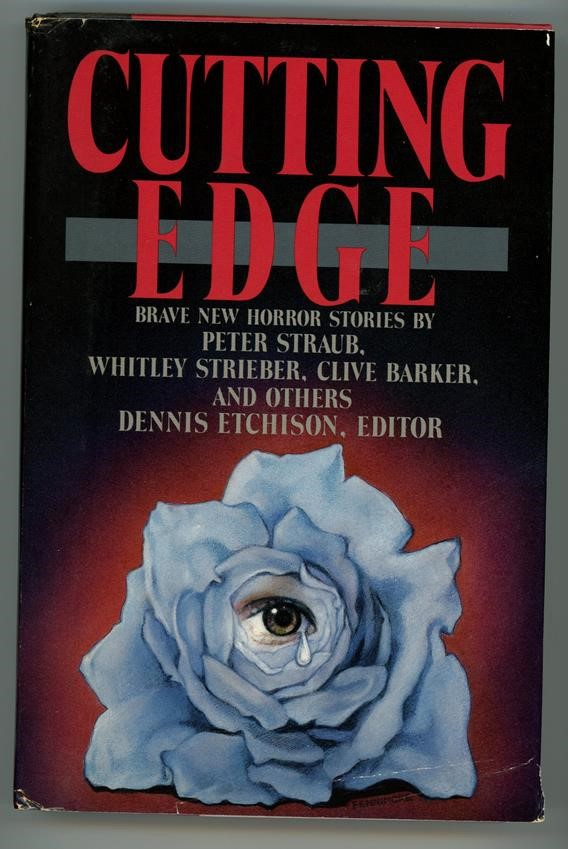 Cutting Edge by Dennis Etchison (First Edition)
