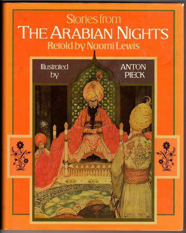 Stories from the Arabian Nights  by Naomi Lewis 1st