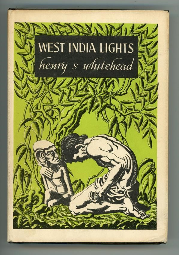 West India Lights by Henry S. Whitehead First Edition