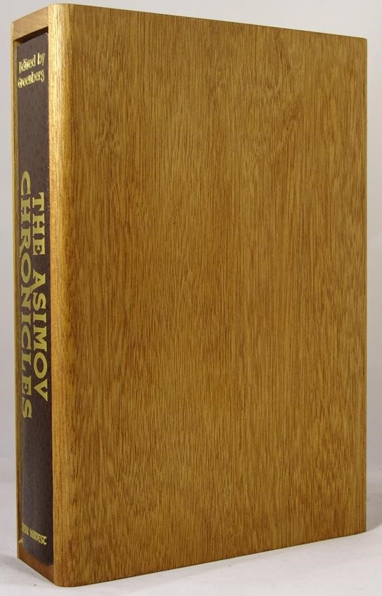 The Asimov Chronicles by Isaac Asimov Signed Ltd Ed. Slipcased