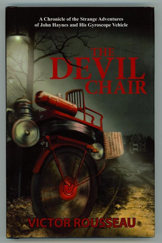 The Devil Chair by Victor Rouseau (Limited Edition)