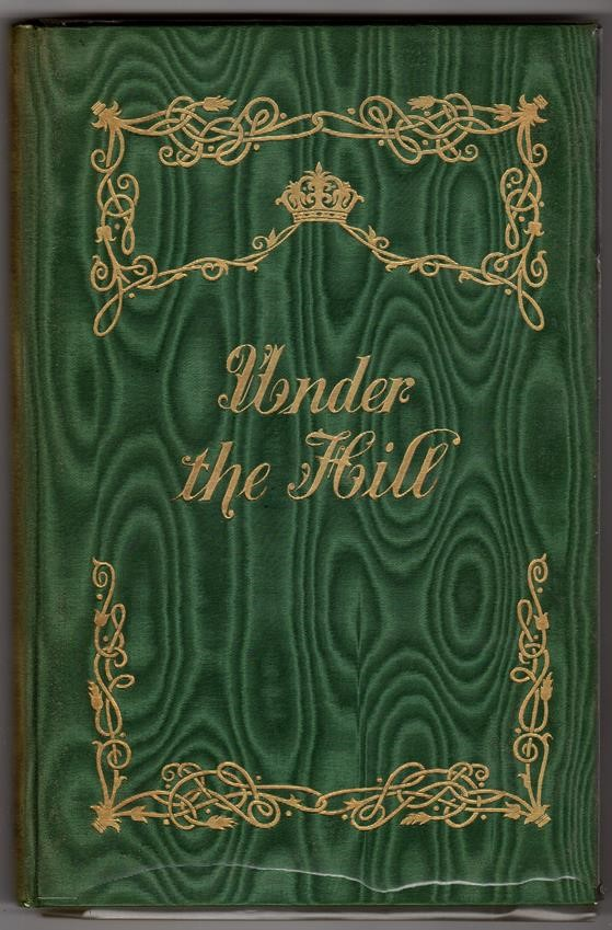 Under the Hill by Aubrey Beardsley (Limited)