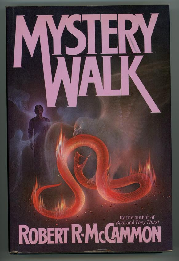 Mystery Walk by Robert R. McCammon Signed