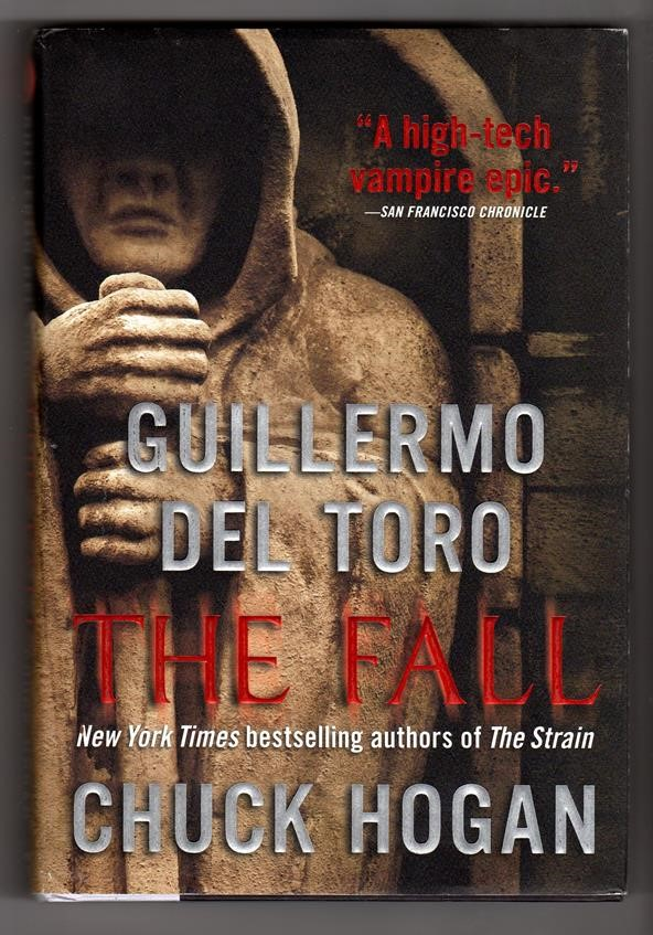 The Fall by Guillermo del Toro (first edition)- High Grade