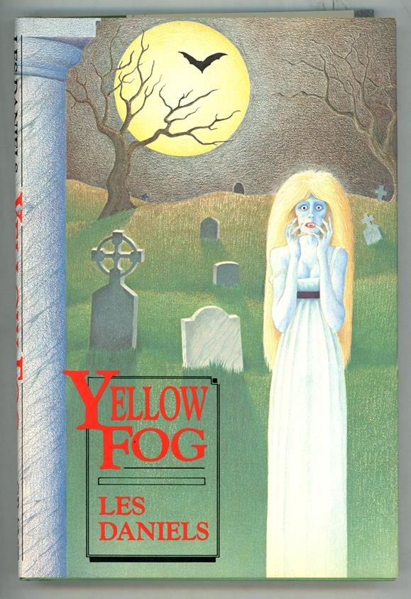 Yellow Fog by Les Daniels (Signed, Limited) Frank Villano- High Grade