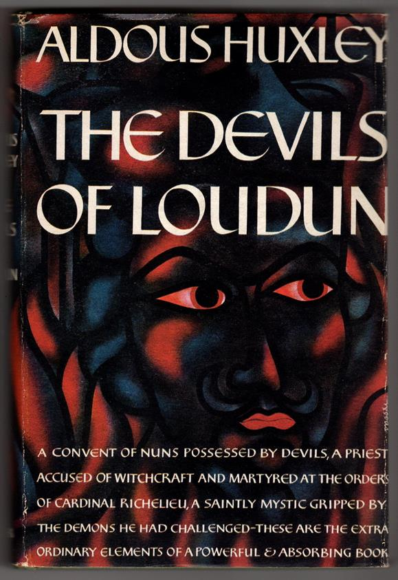 The Devils of Loudun by Aldous Huxley HC w/DJ