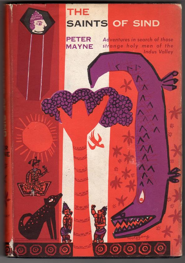 The Saints of Sind by Peter Mayne (First edition)- High Grade