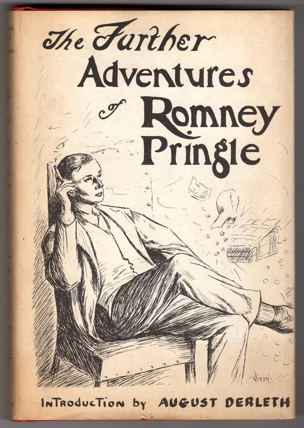 The Further Adventures of Romney Pringle by