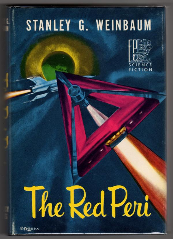 The Red Peri by Stanley G. Weinbaum (First edition)- High Grade