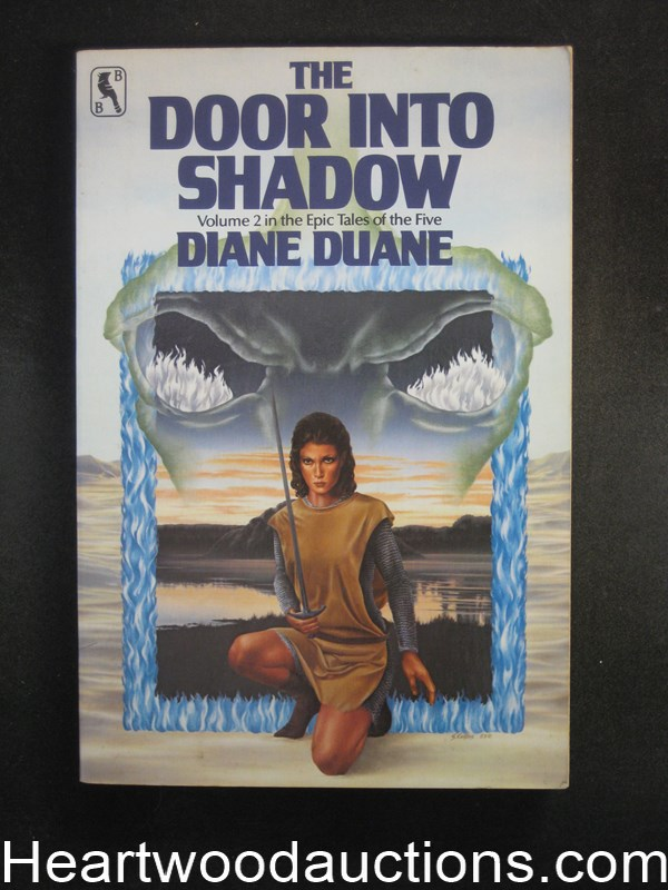 The Door into Shadow by Diane Duane (SOFTCOVER)